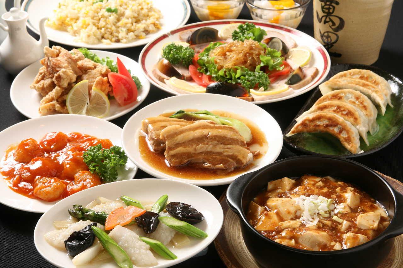 大手町で絶品中華食べるなら「萬里 大手町店」