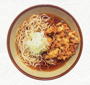 大手町で朝そばが味わえる中華料理店【萬里 大手町】