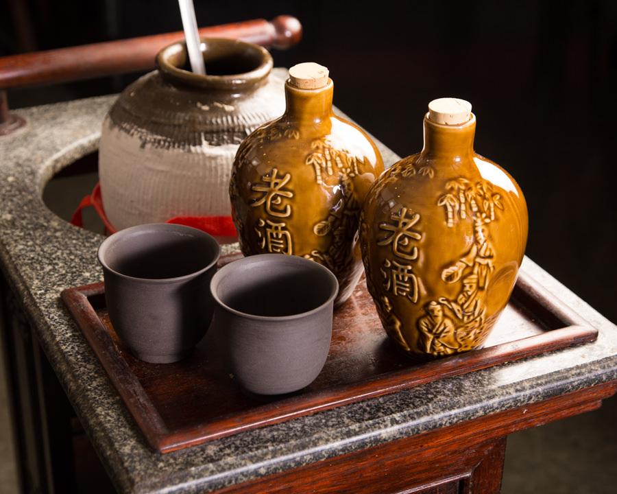 大手町の中華【萬里 大手町】で中国酒